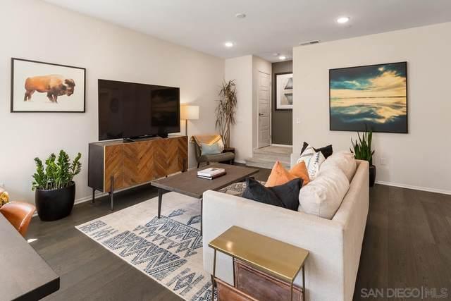 5201 Beachside Ln #123, San Diego, CA 92154 (#210025796) :: Neuman & Neuman Real Estate Inc.