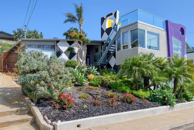 955 Cornish Drive, San Diego, CA 92107 (#210025797) :: Compass