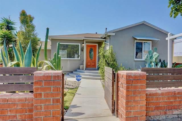 708 Quail Street, San Diego, CA 92102 (#210025804) :: Neuman & Neuman Real Estate Inc.