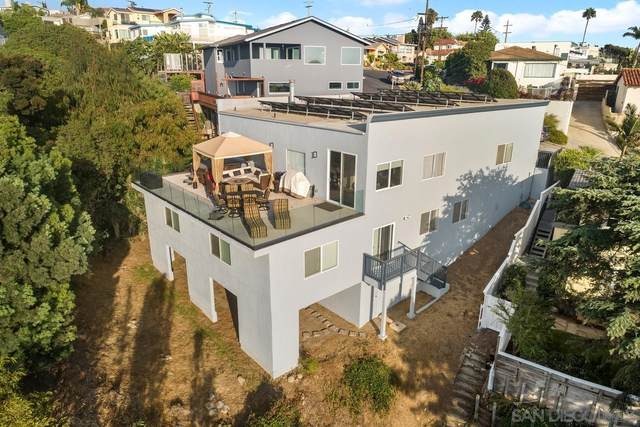 1344 Monitor Road, San Diego, CA 92110 (#210025812) :: The Stein Group