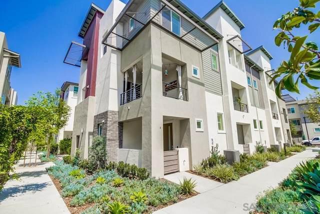 1848 Observation Way #4, Chula Vista, CA 91915 (#210025816) :: Neuman & Neuman Real Estate Inc.