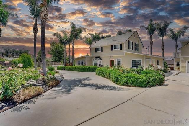 823 N Citrus Ave, Escondido, CA 92027 (#210025820) :: Solis Team Real Estate