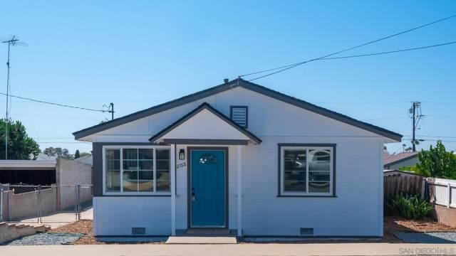2768 Nye St, San Diego, CA 92111 (#210025839) :: Rubino Real Estate