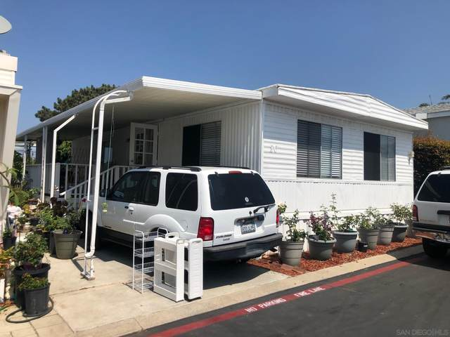 699 N Vulcan Ave #20, Encinitas, CA 92024 (#210025848) :: The Marelly Group | Sentry Residential