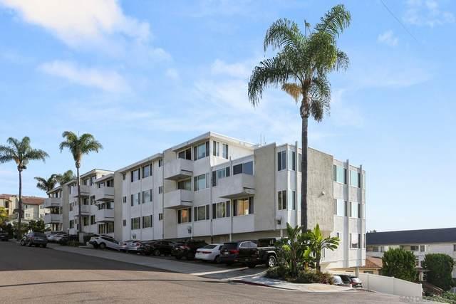 1907 Robinson Ave #108, San Diego, CA 92104 (#210025865) :: Windermere Homes & Estates