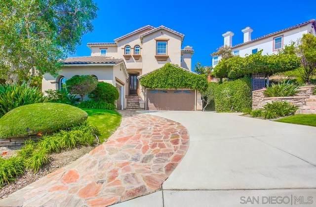 4034 Lago Di Grata Circle, San Diego, CA 92130 (#210025867) :: The Stein Group