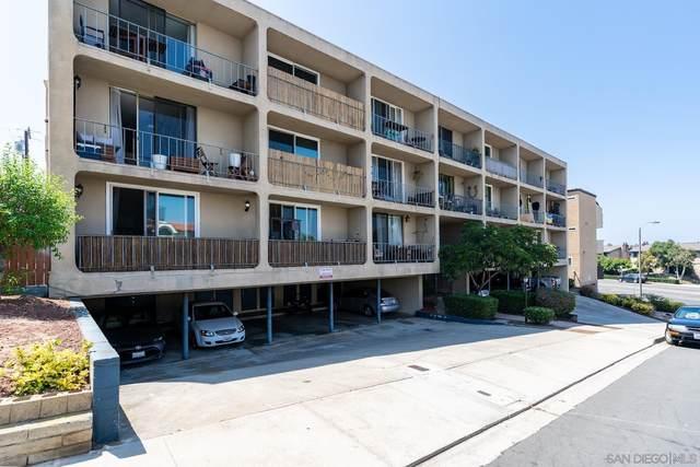 4477 Mentone St. #106, San Diego, CA 92107 (#210025870) :: Neuman & Neuman Real Estate Inc.