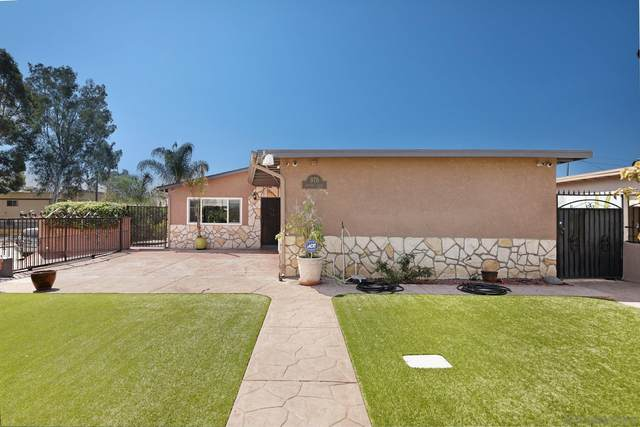 978 Granger St, San Diego, CA 92154 (#210025873) :: Neuman & Neuman Real Estate Inc.
