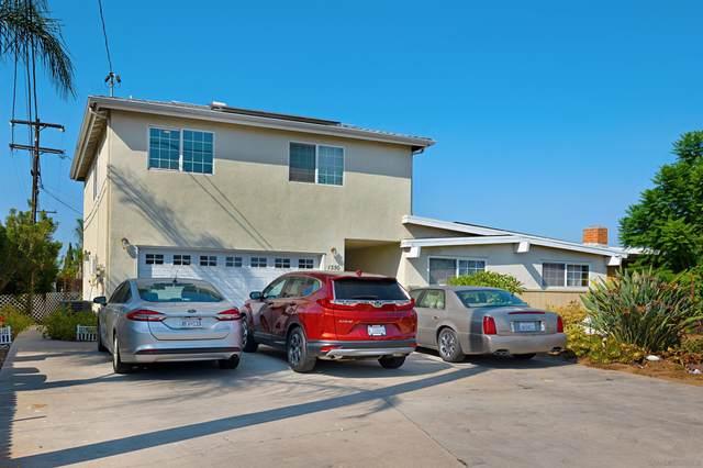 1350 E Lexington, El Cajon, CA 92019 (#210025874) :: The Todd Team Realtors