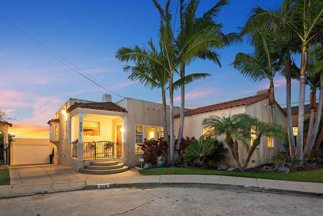 328 W Lewis Street, San Diego, CA 92103 (#210025888) :: Neuman & Neuman Real Estate Inc.