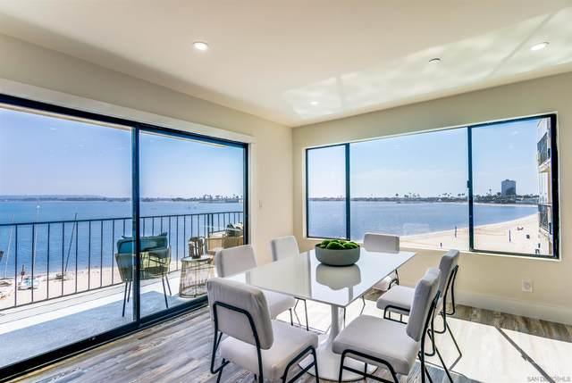 1235 Parker Place 3L, San Diego, CA 92109 (#210025891) :: Carrie Filla & Associates