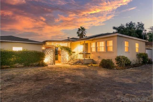 7575 Seneca Pl, La Mesa, CA 91942 (#210025912) :: Neuman & Neuman Real Estate Inc.
