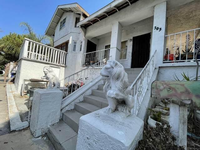 305 W San Ysidro Blvd, San Ysidro, CA 92173 (#210025926) :: Rubino Real Estate