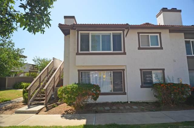 9837 Caspi Gardens Dr #4, Santee, CA 92071 (#210025971) :: Neuman & Neuman Real Estate Inc.