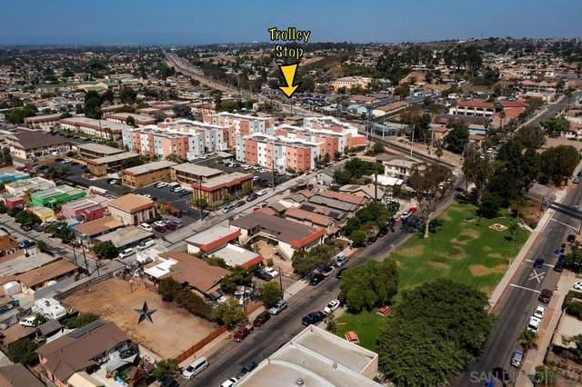 213 W Park Ave #15, San Diego, CA 92173 (#210025984) :: Solis Team Real Estate