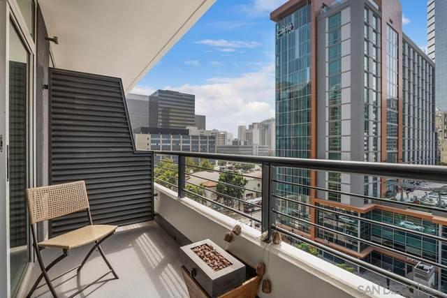 425 W Beech St #803, San Diego, CA 92101 (#210026017) :: Windermere Homes & Estates
