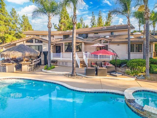 844 Singing Heights, El Cajon, CA 92019 (#210026024) :: Neuman & Neuman Real Estate Inc.