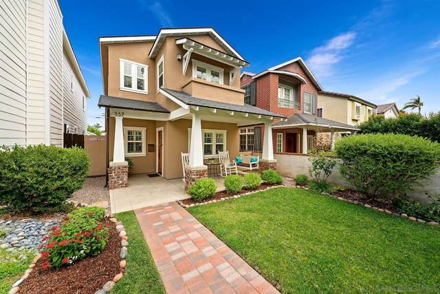 337 G Ave, Coronado, CA 92118 (#210026027) :: Neuman & Neuman Real Estate Inc.