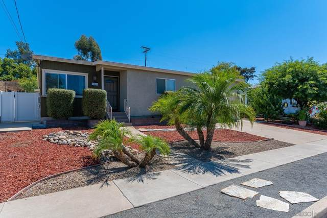 9565 Janfred Wy, La Mesa, CA 91942 (#210026032) :: The Marelly Group   Sentry Residential
