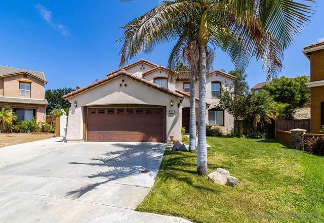 1405 Ewing Drive, Chula Vista, CA 91911 (#210026042) :: Neuman & Neuman Real Estate Inc.