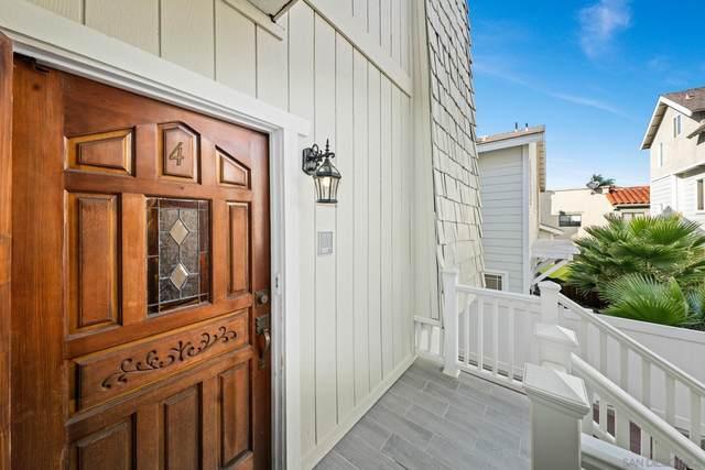 333 D Ave #4, Coronado, CA 92118 (#210026051) :: Neuman & Neuman Real Estate Inc.