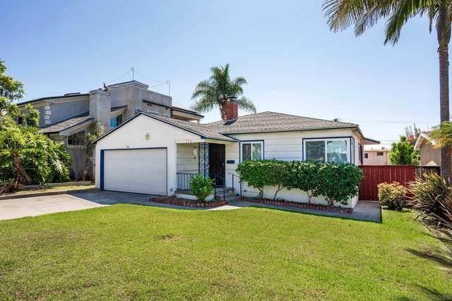763 Archer, San Diego, CA 92109 (#210026067) :: Neuman & Neuman Real Estate Inc.