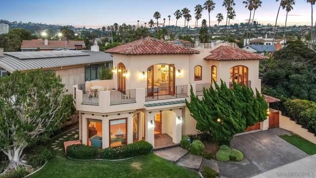 7071 Vista Del Mar Ave, La Jolla, CA 92037 (#210026069) :: Solis Team Real Estate