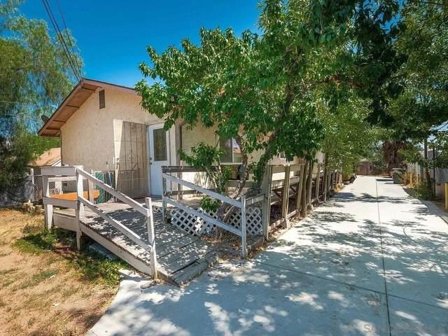 2356-58 Central, Spring Valley, CA 91977 (#210026077) :: Neuman & Neuman Real Estate Inc.