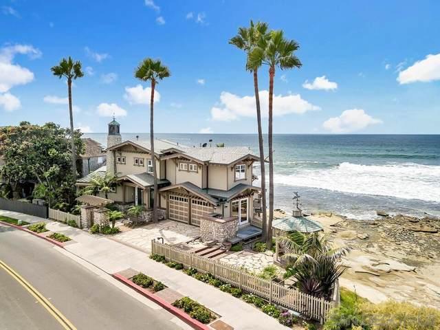274 Coast Blvd, La Jolla, CA 92037 (#210026080) :: Rubino Real Estate