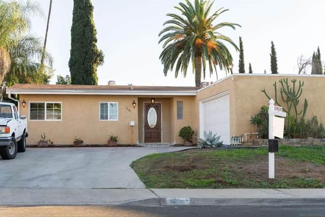 1681 Raynell Way, El Cajon, CA 92019 (#210026089) :: Neuman & Neuman Real Estate Inc.