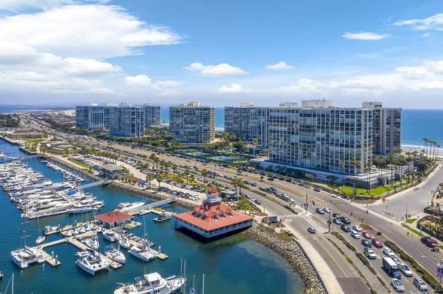 1820 Avenida Del Mundo #606, Coronado, CA 92118 (#210026123) :: Neuman & Neuman Real Estate Inc.