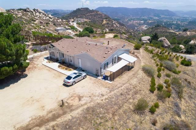 3446 De Luz Heights Road, Fallbrook, CA 92028 (#210026130) :: The Todd Team Realtors