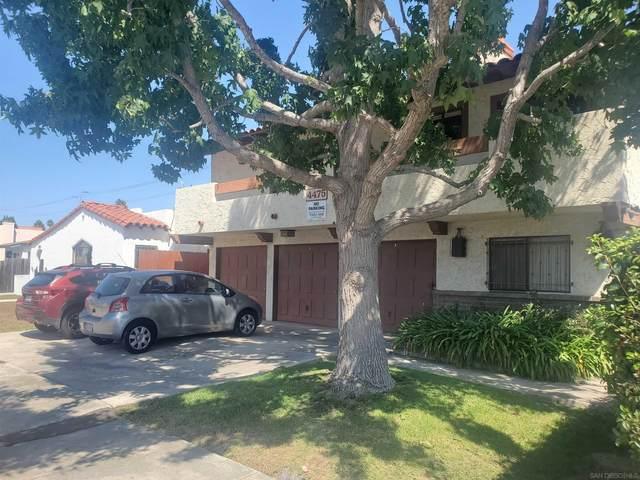 4475 Utah St. #2, San Diego, CA 92104 (#210026131) :: Neuman & Neuman Real Estate Inc.