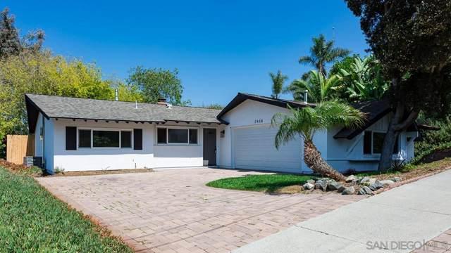 2458 Skylark Dr, Oceanside, CA 92054 (#210026141) :: Neuman & Neuman Real Estate Inc.