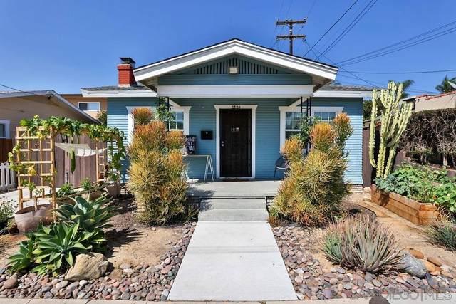 2520 Polk Ave, San Diego, CA 92104 (#210026164) :: Neuman & Neuman Real Estate Inc.