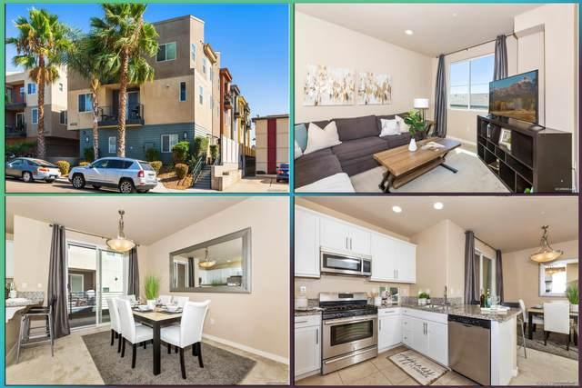 4535 Rainier Ave. Unit 3, San Diego, CA 92120 (#210026166) :: Neuman & Neuman Real Estate Inc.