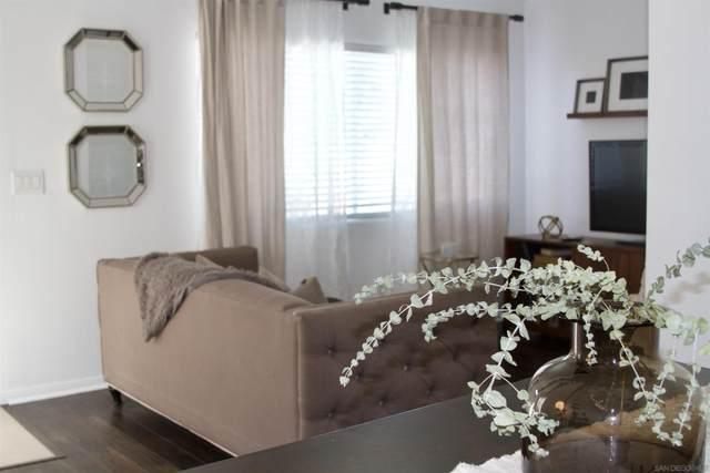 3219 L Street & 3219-1/2, San Diego, CA 92102 (#210026170) :: Neuman & Neuman Real Estate Inc.