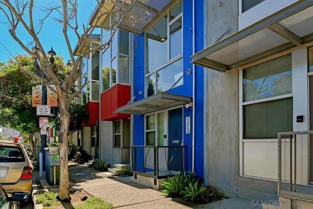 1072 F Street, San Diego, CA 92101 (#210026194) :: Windermere Homes & Estates