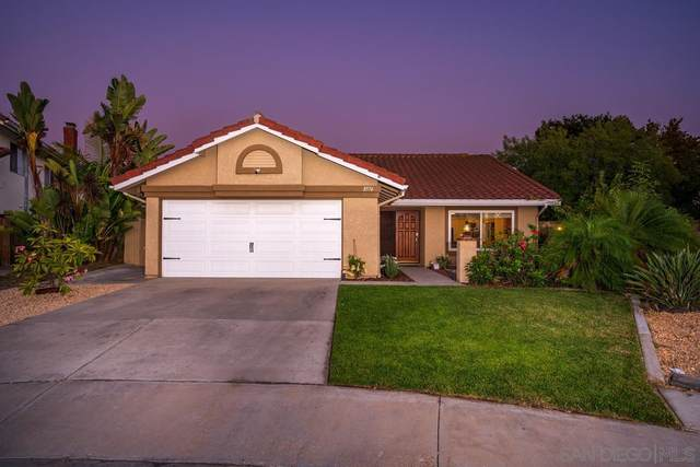 8576 Ridgefield Pl, San Diego, CA 92129 (#210026235) :: Neuman & Neuman Real Estate Inc.