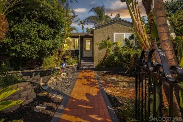 1749 Petra Drive, San Diego, CA 92104 (#210026242) :: Neuman & Neuman Real Estate Inc.
