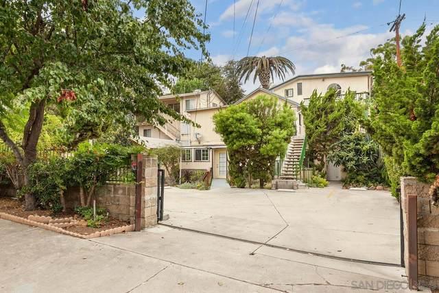728-730 Bush Street, San Diego, CA 92103 (#210026248) :: Carrie Filla & Associates