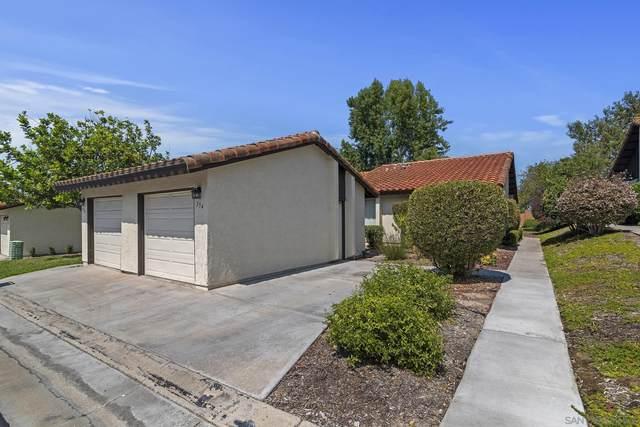 354 Abington Rd, Encinitas, CA 92024 (#210026258) :: The Stein Group