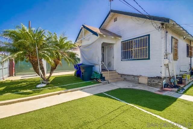 4271 J St, San Diego, CA 92102 (#210026260) :: Neuman & Neuman Real Estate Inc.