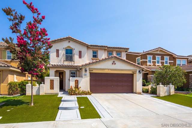 1413 Long View Dr, Chula Vista, CA 91915 (#210026267) :: Neuman & Neuman Real Estate Inc.
