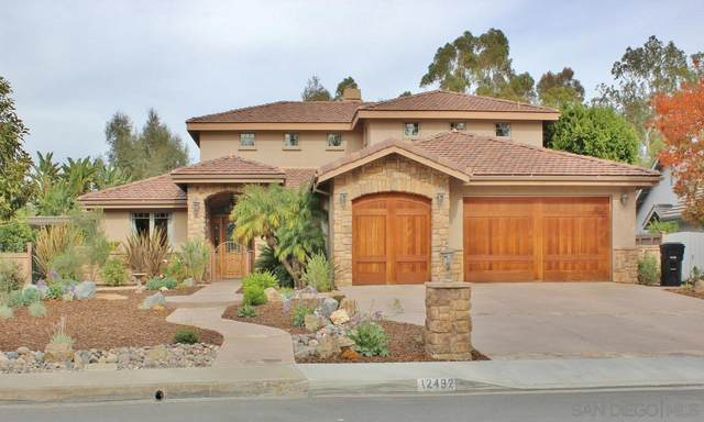 12492 Grainwood Way, San Diego, CA 92131 (#210026268) :: Neuman & Neuman Real Estate Inc.
