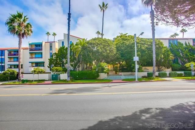 6455 La Jolla Blvd #354, La Jolla, CA 92037 (#210026291) :: Windermere Homes & Estates