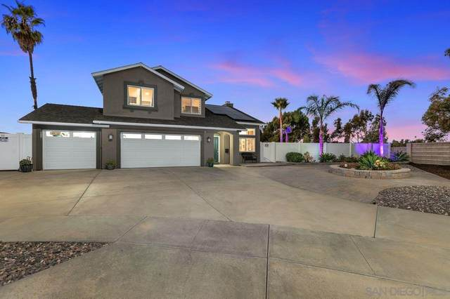 6532 E Lake Dr, San Diego, CA 92119 (#210026292) :: Neuman & Neuman Real Estate Inc.