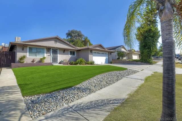 453 Inkopah St, Chula Vista, CA 91911 (#210026297) :: Carrie Filla & Associates