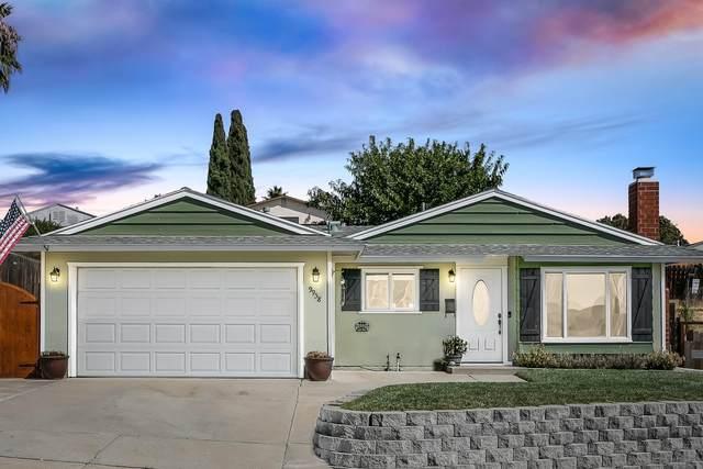 9958 Golden West Ln, Santee, CA 92071 (#210026327) :: Neuman & Neuman Real Estate Inc.