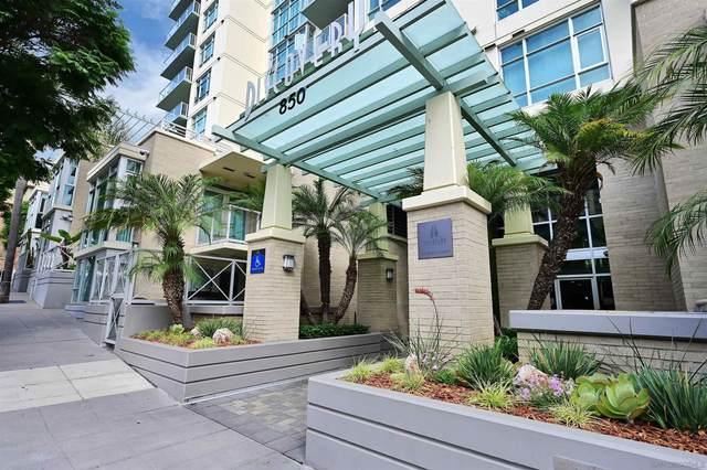 850 Beech St. #617, San Diego, CA 92101 (#210026332) :: Neuman & Neuman Real Estate Inc.